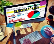 Benchmarking Improvement Growth Marketing Concept