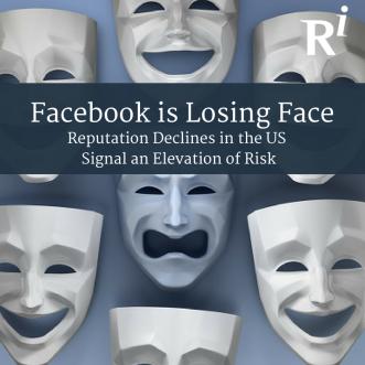 Facebook losing face